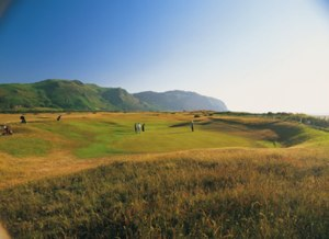 Golf in North Wales