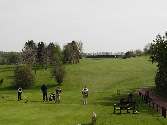 View from the 9th fairway