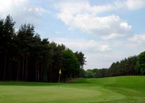 Foxhills Longcross Course