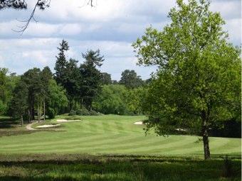 Liphook Golf Club 13th Hole