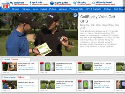 Direct Golf App
