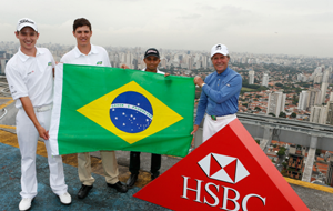 Gary Player Brazil olympics
