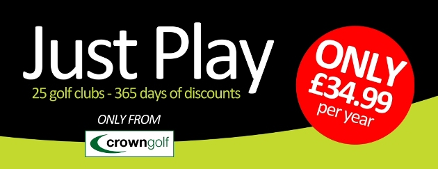 Crwon Golf Just Play