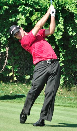 Kevin Streelmand - US Open 20122