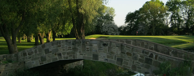 Brampton Park Golf club 15th
