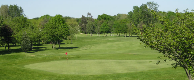 Brampton Park golf Club 18th