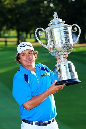 Jason Dufner PGA Champion