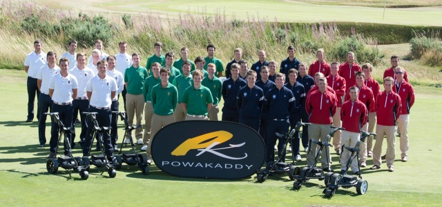 Powakaddy Home Internationals 2013
