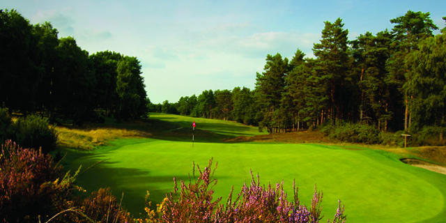 Sunningdale Old Course 7th