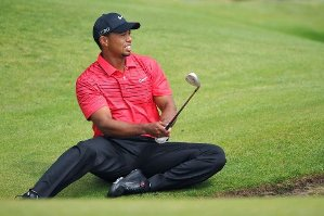 Tiger Woods British Open