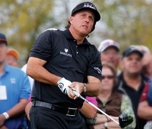 Phil Mickleson Waste Management Open