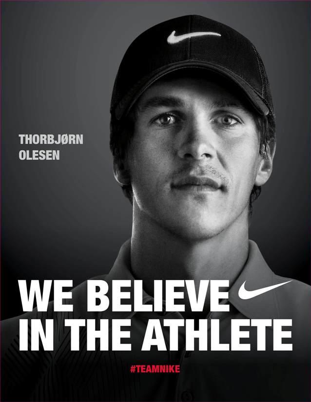 Nike Thorbjorn Oleson