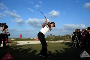 Justin Rose Abu Dhabi