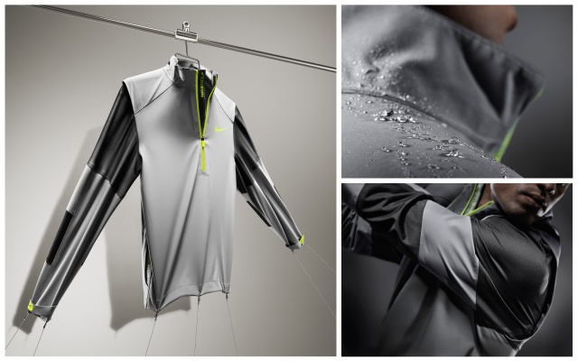 Nike Golf Redefines Outerwear