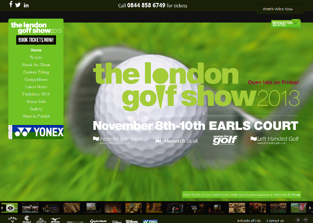 Lond On Golf Show