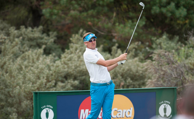 Ian Poulter - Keb=vin Diss Photography