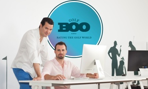 GolfBoo founders