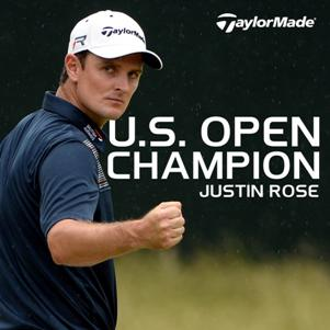 Justin Rose 2013 US Open