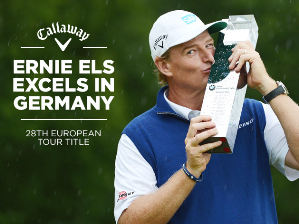 Ernie Els BMW International Win