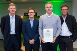 adams golf win golf europe product award