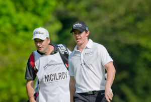 Rory MCilroy kevin Diss
