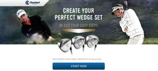 Cleveland Wedge Fitting