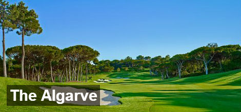 The Algarve Golf