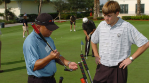 Putter fitting