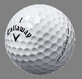 Callaway X2 Hot ball