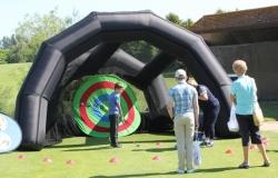 lynx helps kent golf club