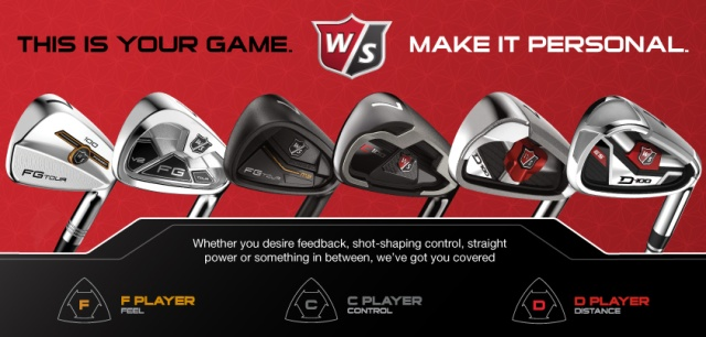 Wilson Staff custom fitting