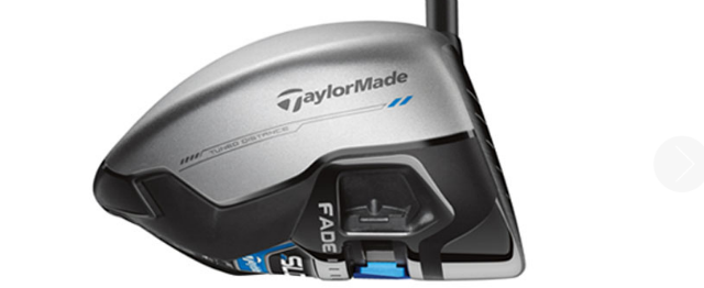 Taylormade SLDR S