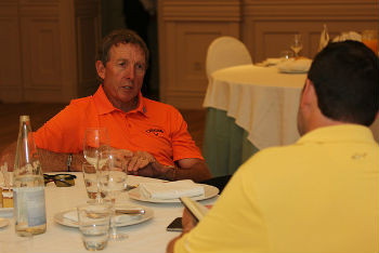 Leadbetter Interview