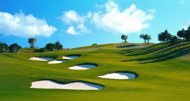 Golf in Lisbon