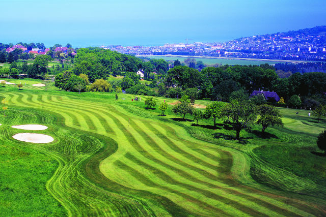 Golf in Normandy
