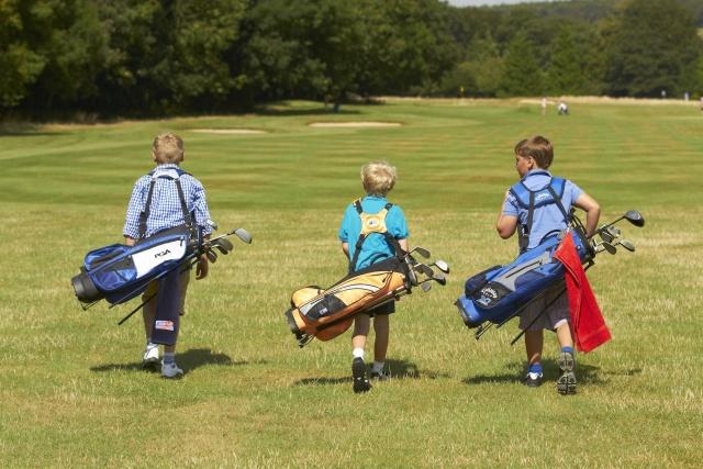 Junior Golf Participation levels