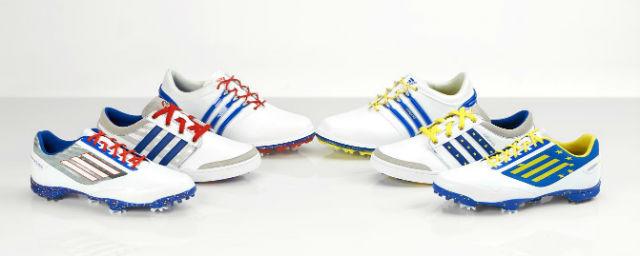 adidas Ryder Cup Special Edition Footwear