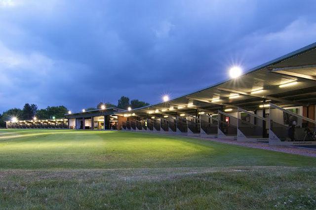 Belfry Academy driving range