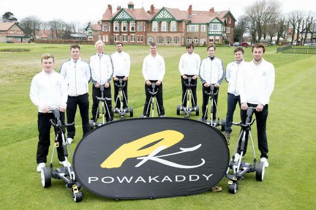 Powakaddy England Squad
