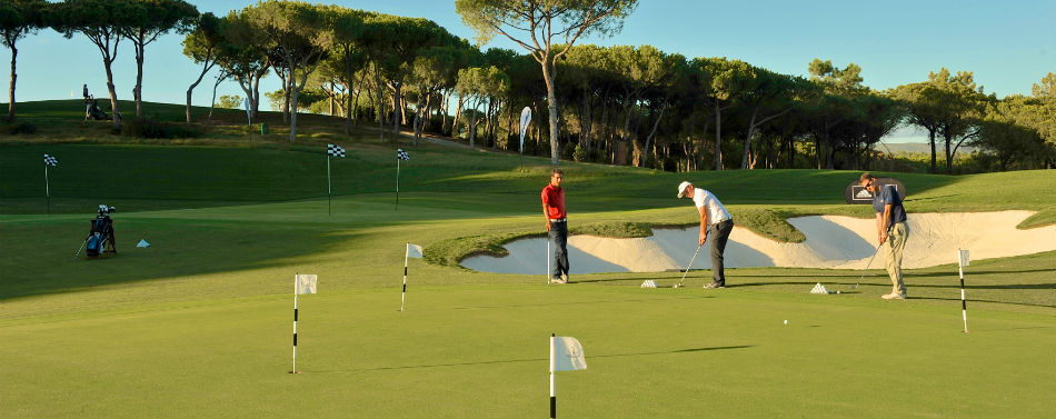 Quinta do Lago Train like a tour pro
