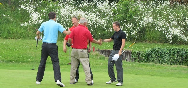Competitive Golf