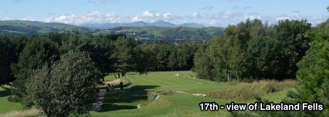 Ulverston Golf Club 17th