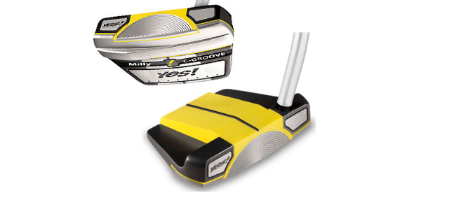 Yes Golf Putters