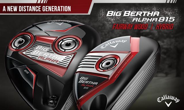 Callaway Big Bertha Alpha 815