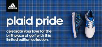 Adidas Open 144th anniversary edition