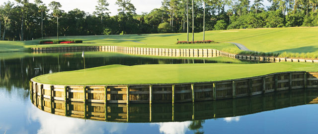 17th at TPC Sawgrass