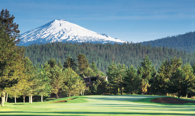 Golf in Oregon Meadows