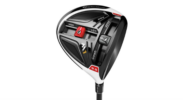 TaylorMade M1 T-track